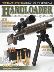 Handloader 330 February 2021