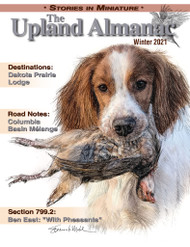 Upland Almanac 2021 Winter
