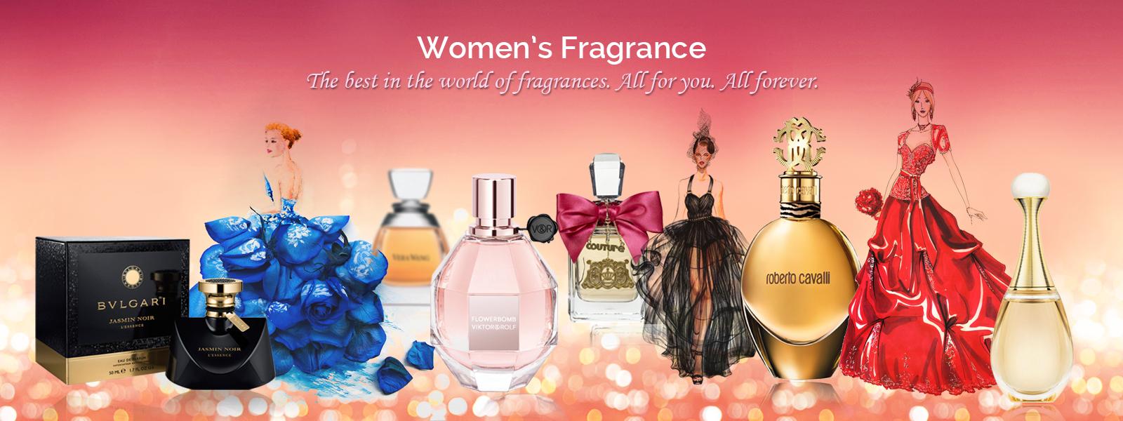 Luxury Women's Fragrances