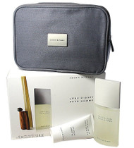 L'EAU D'ISSEY POUR HOMME By Issey Miyake 2 Pcs Gift Set For Men *NIB*-IM4015