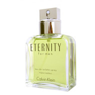 Calvin Klein Eternity For Men Eau De Toilette 3.4 oz / 100 ml Spray