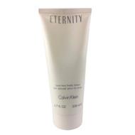 Calvin Klein Eternity Eau De Parfum Body Lotion 6.7 oz / 200 ml For Women