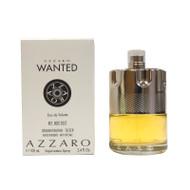 Azzaro Wanted Eau De Toilette 3.4 oz Spray For Men TESTER NO CAP