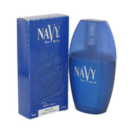 Navy For Men by Dana Cologne Spray 1.7 oz / 50 ml New in Box