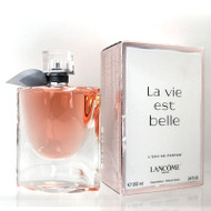 La Vie Est Belle 3.4 oz / 100 ML By Lancome L'eau De Parfum New In Damaged Box