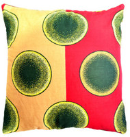 Red Moon Cushion Cover