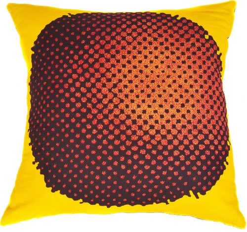 Sunkissed Throw Cushion Cover