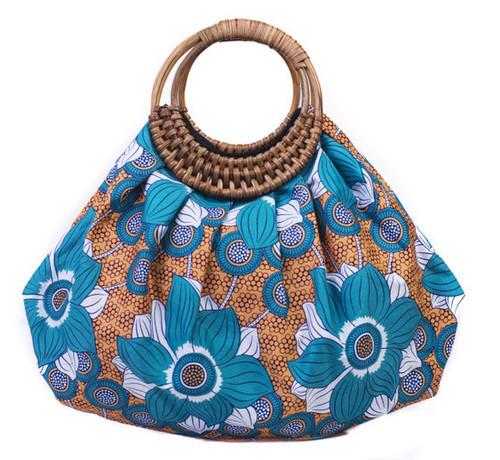 BLOOM BAMBOO TOTE