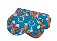 BLOOM OVEN MITT SET