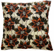IVY CUSHION COVER