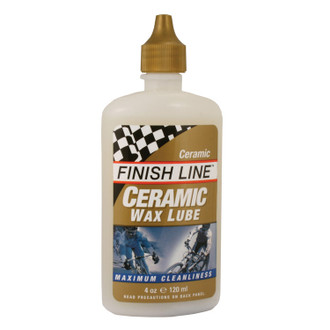Finish Line Ceramic Wax Lube 4oz Squeeze