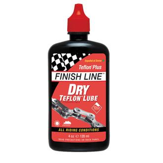 Finish Line Dry Lube 4oz Squeeze