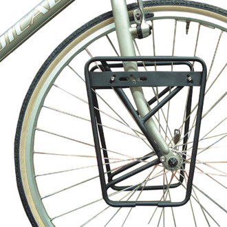EVO Low Rider Front Pannier Frame Black