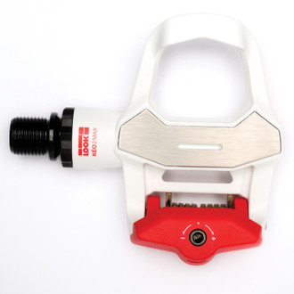 Look Keo 2 Max White/Red