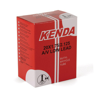Kenda Tube 20X1.75/2.125 AV Low Lead