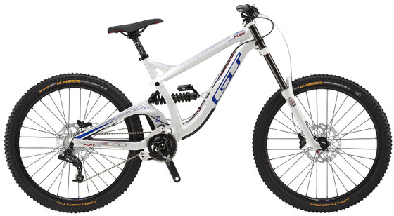2015 GT Fury Elite 27.5 Mountain Bike