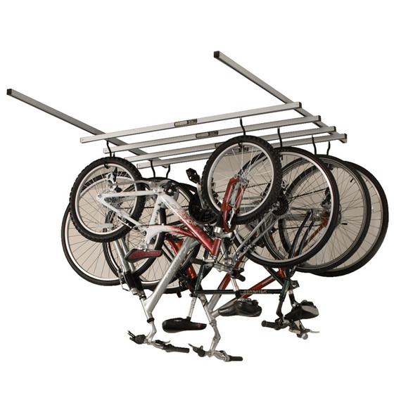 Saris Cycle-Glide 4-Bike #6020 Storage Rack