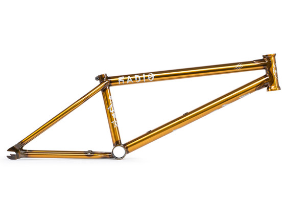 Brian Fox Signature Fox Frame - Gold