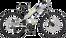 "2020 GT Stomper Ace 24"" Silver"