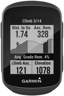 Garmin Edge 130 Plus Bundle - GPS, HR Monitor