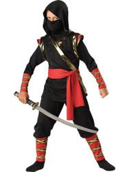 Kids Ninja Warrior Costume