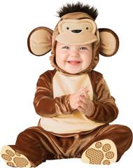 Mischievous Monkey Toddler Costume