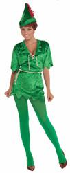 Womens Peter Pan Costume