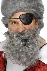 Costume Pirate Beard Mens