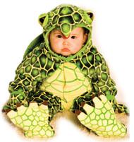 Turtle Romper Toddler Costume