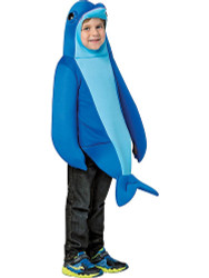 Kids Dolphin Costume