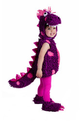 Paige the Dragon Baby Romper