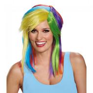 My Little Pony Rainbow Dash Adult Wig Costume Accessory