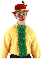 green INSTA TUX fancy tie tuxedo instant adult mens costume halloween accessory