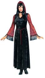 GOTHIC MAIDEN VAMPIRE goth womens halloween costume O/S