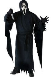 GHOST FACE SCREAM killer mens adult costume halloween
