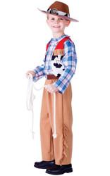 Western Cowboy Boys'/Toddler Costume
