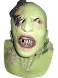 AGENT ZERO full scarey halloween horror prop latex mask