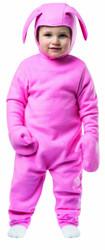 PINK BUNNY SUIT kids pjs Christmas Story ralphie halloween costume child 3T-4T