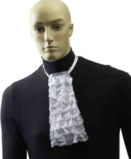 Colonial Jabot ONLY adult mens Halloween costume accessory