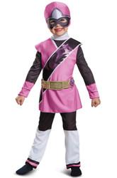 Pink Ranger Ninja Steel Deluxe Toddler