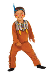 boys Indian Scout toddler Thanksgiving Halloween costume