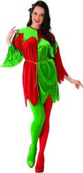 ClausPlay Unisex Elf Dress/Tunic