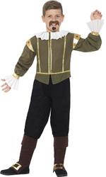 Child Shakespeare Costume