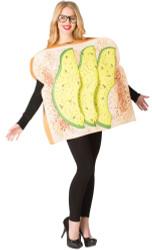 Adult Avocado Toast Costume