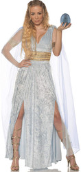 Underwraps Dragon Queens Adult Game of Thrones Costume Small