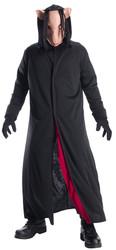 Jigsaw Pig Face Adult Costume Mask & Robe - Standard