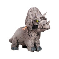 Inflatable Triceratops Jurassic World: Fallen Kingdom Costume for Adults