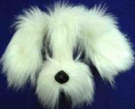 Puppy Mask Face Costume Headband