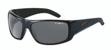 Arnette La Pistola sunglasses - fuzzy black w/polar grey