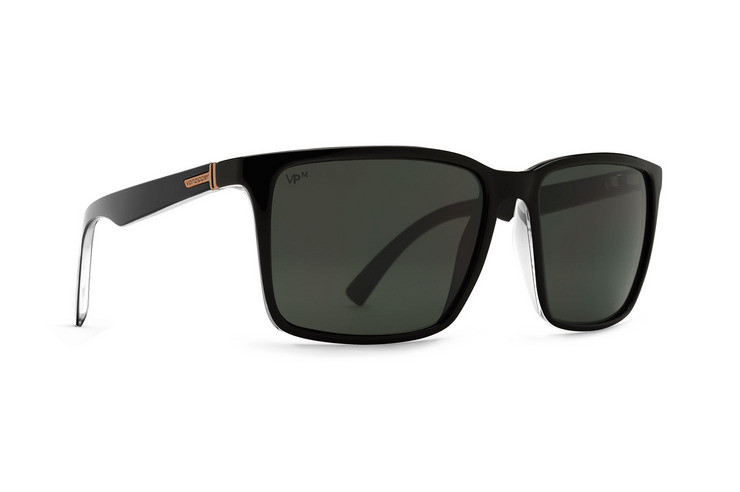 03f2dec2be Von Zipper Lesmore sunglasses - black crystal - grey meloptics polarized.  Price   159.00. Image 1